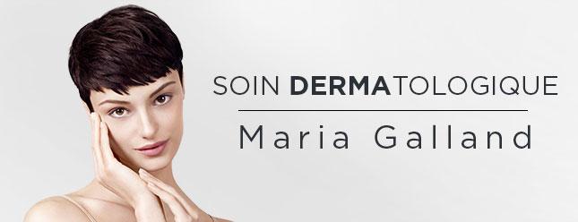 Soin Dermatologique de Maria Galland