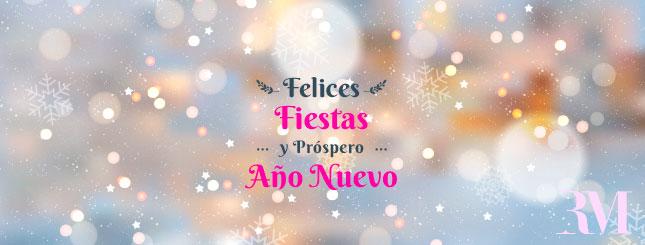 Felices Fiestas y Feliz 2018