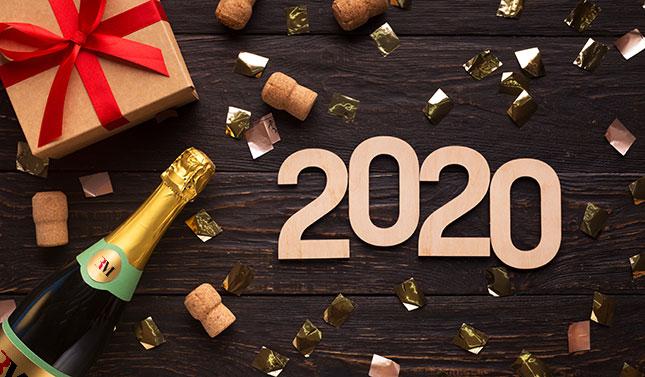 Felices Fiestas y Genial 2020